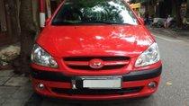 Cần bán xe cũ Hyundai Click 1.4 AT đời 2008, màu đỏ, nhập khẩu Hàn Quốc