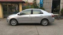 Gia đình bán xe Toyota Vios E sx 2011, màu bạc, xe chính chủ gia đình dùng từ đầu
