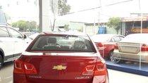 Bán xe Chevrolet Cruze LTZ 2017, màu đỏ đô, ưu đãi giá tốt, LH: 0901027102 Huyền Chevrolet
