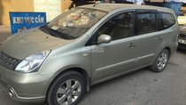 Cần bán Nissan Grand livina đời 2012, màu bạc, xe nhập chính chủ