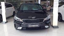 [0967.368.355] Bán Kia Cerato 1.6AT, màu đen, giá tốt, mới 100%, hỗ trợ vay trả góp đến 85%