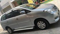 Bán xe Toyota Innova G sản xuất 2009, màu bạc