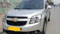Cần bán xe Chevrolet Orlando LTZ đời 2014, màu bạc