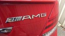 Cần bán lại xe Mercedes C300 AMG đời 2013, màu đỏ