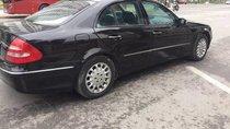 Cần bán Mercedes E240 2.5AT sản xuất 2004, nhập khẩu chính chủ, giá tốt