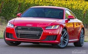Đánh giá xe Audi TT 2017: Thiết kế cabin hoàn toàn mới, cảm giác lái ấn tượng