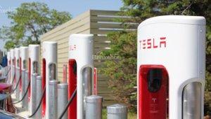 Tesla khánh thành trạm sạc nhanh Supercharger thứ 100 tại Trung Quốc