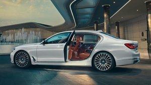 BMW 7-Series ra mắt 2 thêm phiên bản giới hạn