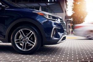 Đánh giá xe Hyundai SantaFe 2017 phần đầu 2.