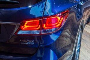 Đánh giá xe Hyundai SantaFe 2017 phần đuôi 3.