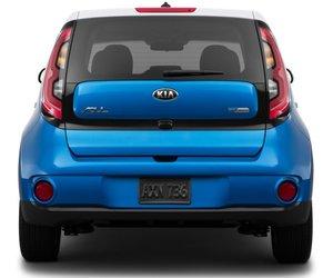duoi xe 2 67f8 Đánh giá chi tiết xe Kia Soul EV 2015