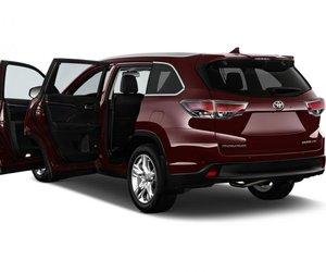 Toyota Highlander 7 1b60 Đánh giá chi tiết xe Toyota Highlander 2014: Đối thủ sừng sỏ của Honda Pilot