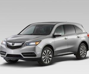 Acura MDX 2015 2 8247 Đánh giá chi tiết xe Acura MDX 2015: Mẫu SUV 7 chỗ sang trọng