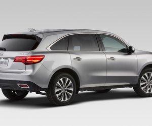 Acura MDX 2015 22 e160 Đánh giá chi tiết xe Acura MDX 2015: Mẫu SUV 7 chỗ sang trọng