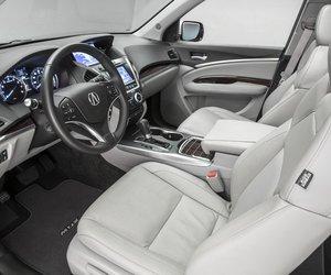 Acura MDX 2015 6 b916 Đánh giá chi tiết xe Acura MDX 2015: Mẫu SUV 7 chỗ sang trọng