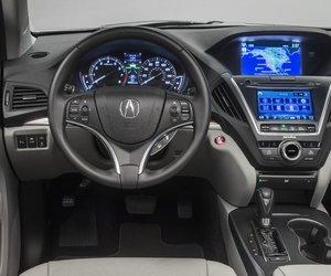 Acura MDX 2015 8 5633 Đánh giá chi tiết xe Acura MDX 2015: Mẫu SUV 7 chỗ sang trọng