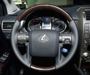 vô-lăng của Lexus GX 460 2015 2