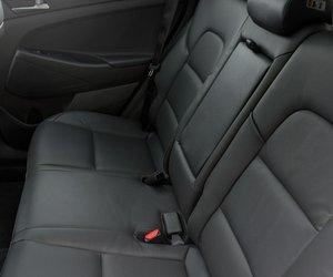 Đánh giá ghế ngồi xe Hyundai Tucson 2016