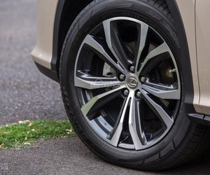 Đánh giá bánh xe Lexus RX 2016