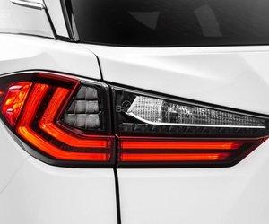 Đánh giá đèn hậu xe Lexus RX 2016