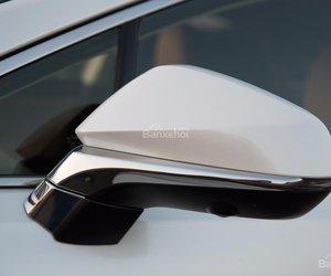 Đánh giá gương chiếu hậu xe Lexus RX 2016