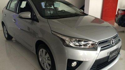 Bán xe Toyota Yaris 1.3E 2015, nhập khẩu chính hãng, giá 623 triệu