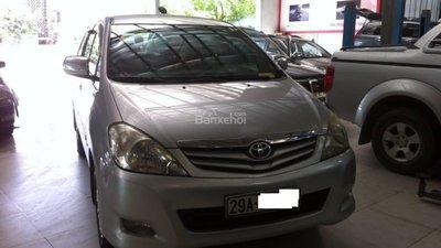 Cần bán xe oto Toyota Innova G 2009, giá tốt