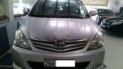 Bán xe Toyota Innova G ,2009, có thương lượng giá  bán
