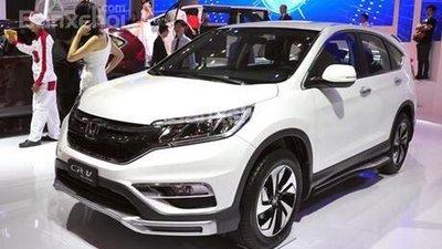 Bán ô tô Honda CRV 2. 4 AT dòng xe ôtô 2016 hiện đại nhất - liên hệ 0903120712