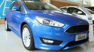 Thông tin xe Ford Focus 1. 5L Ecoboost Sport 5 cửa sản xuất 2016