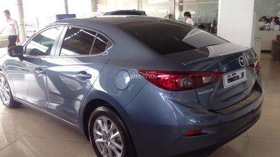 Mazda 3 All New dáng xe Sedan mẫu 2016 giá cạnh tranh nhất ở thủ đô