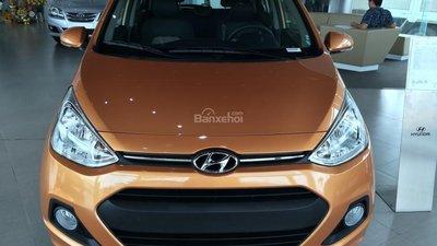 Đang cần bán gấp ôtô Hyundai i10 đời 2016, hỗ trợ vay trả dần 90%