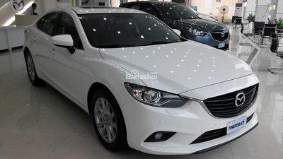 Mazda6 2. 2L thiết kế máy Diesel ra mắt thị trường Malaysia có giá khởi đầu từ 50