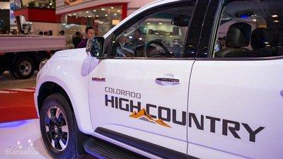 Ở Đồng Nai Chevrolet Colorado Full option liên lạc ngay nhận giảm giá