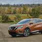 Đánh giá xe Nissan Murano 2017: Chiếc crossover không tuân theo truyền thống