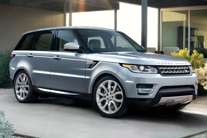 Thân xe Land Rover Discoverry Sport 2