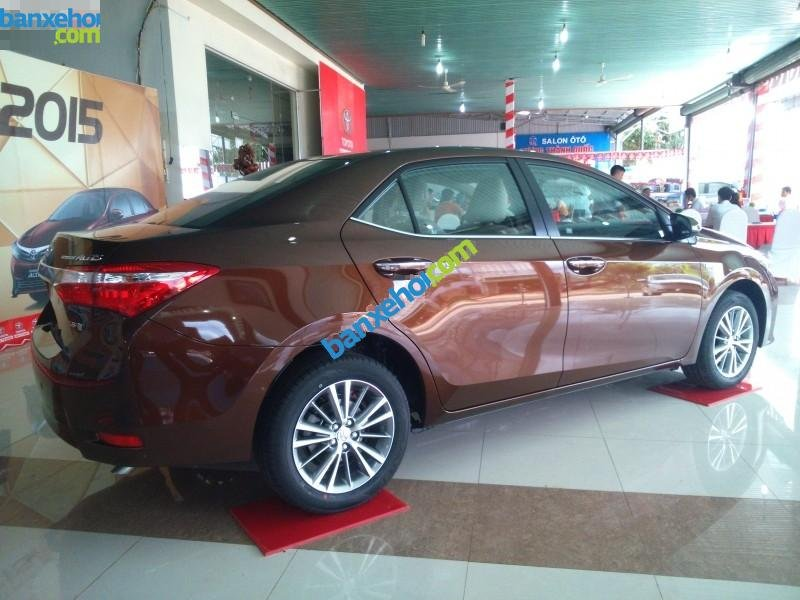 Xe Toyota Corolla altis 1.8AT 2014-2