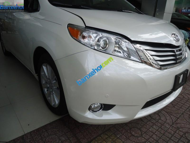 Xe Toyota Sienna Limited 2014-1