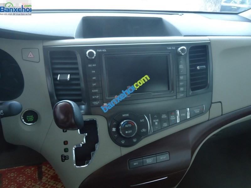 Xe Toyota Sienna Limited 2014-7