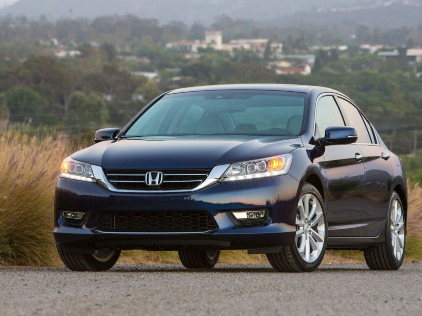 Honda Accord 2014  a