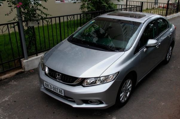 Honda Civic 2015 a