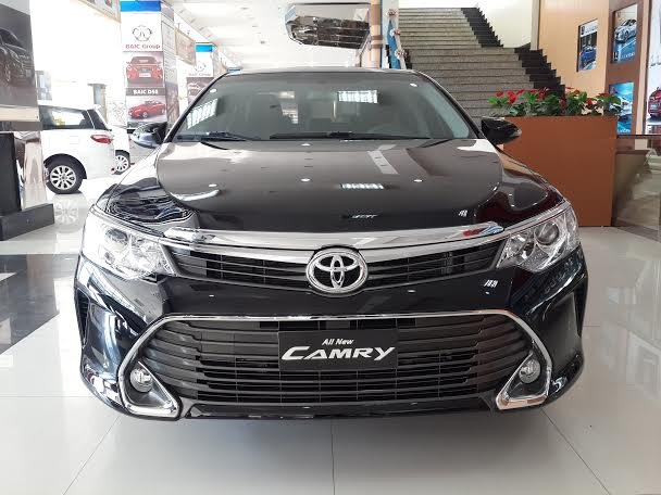 Xe Toyota Camry  2015-0