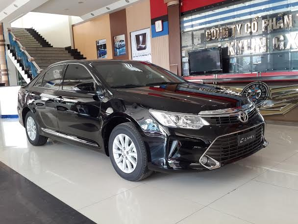 Xe Toyota Camry  2015-1