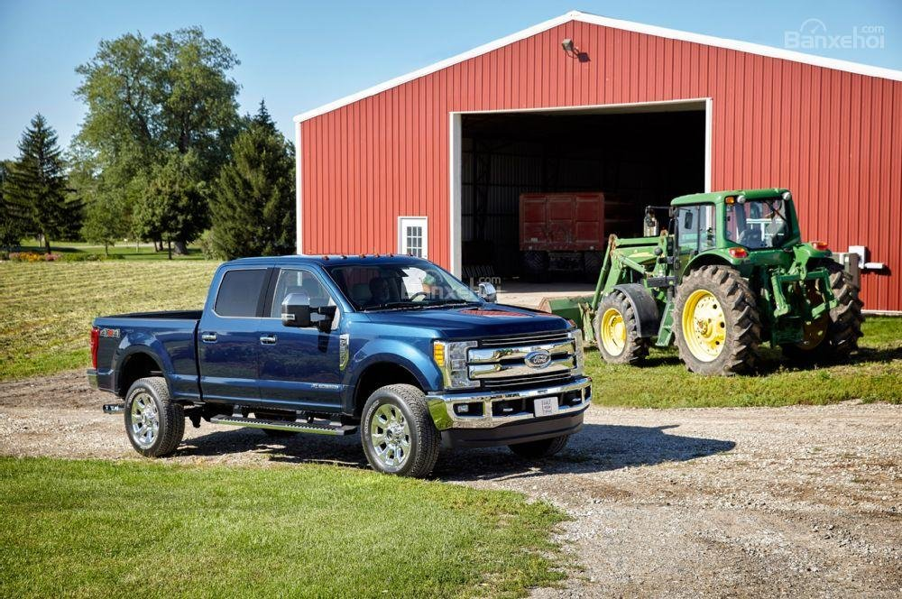 Ford F-Series Super Duty 2017 3
