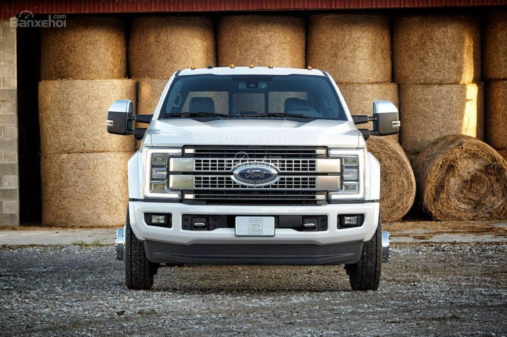 Ford F-Series Super Duty 2017 2