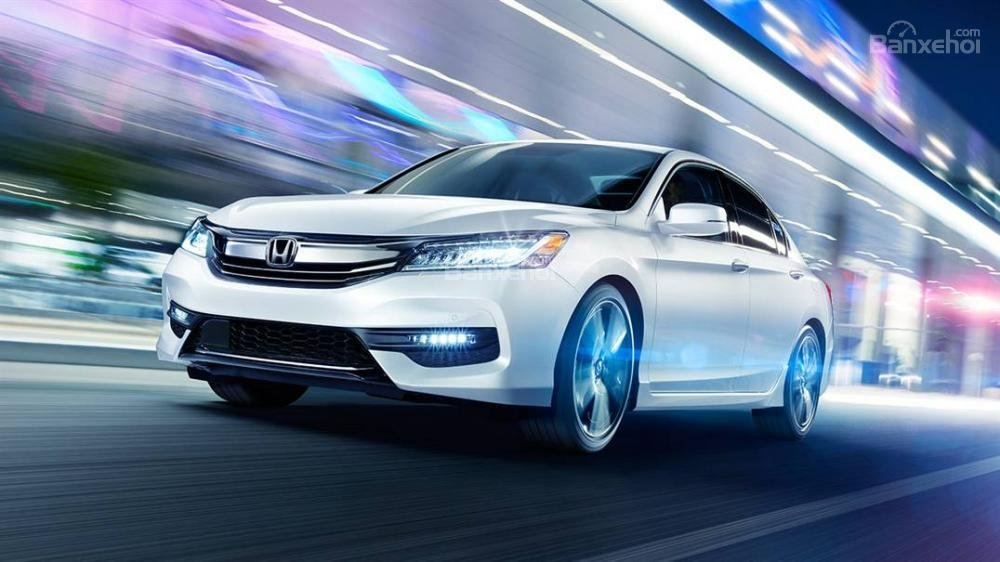 Honda Accord 2016 6