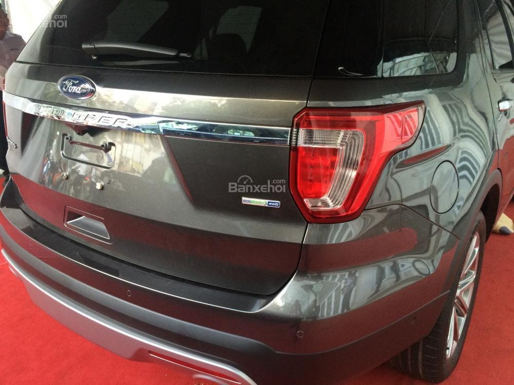 Bán xe Ford Explorer 2.3 limited, giá tốt-13