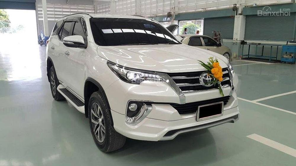 Bán xe Fortuner 2017 giao ngay lập tức _ LH: Duy - 096 3639 583-0