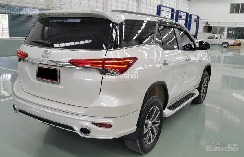 Bán xe Fortuner 2017 giao ngay lập tức _ LH: Duy - 096 3639 583-3