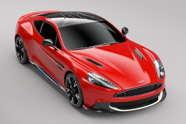 Aston Martin Vanquish S Red Arrow 2